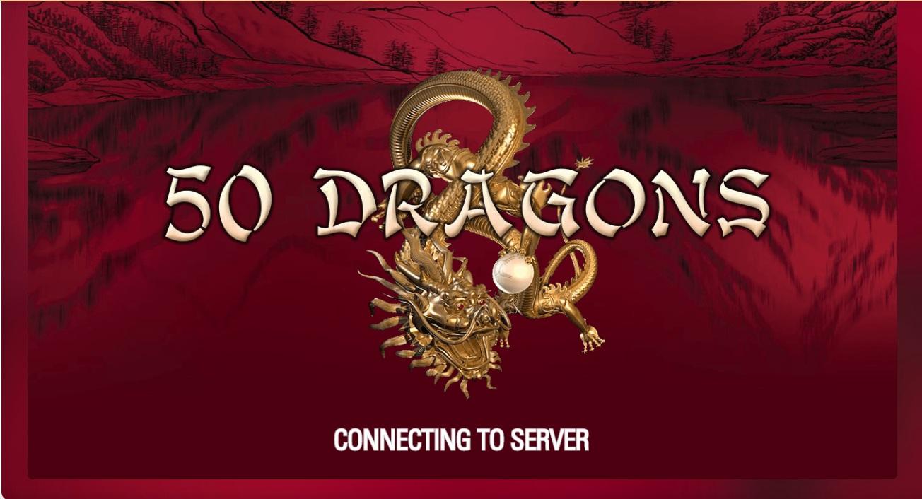 Notre avis machine à sous 50 dragons