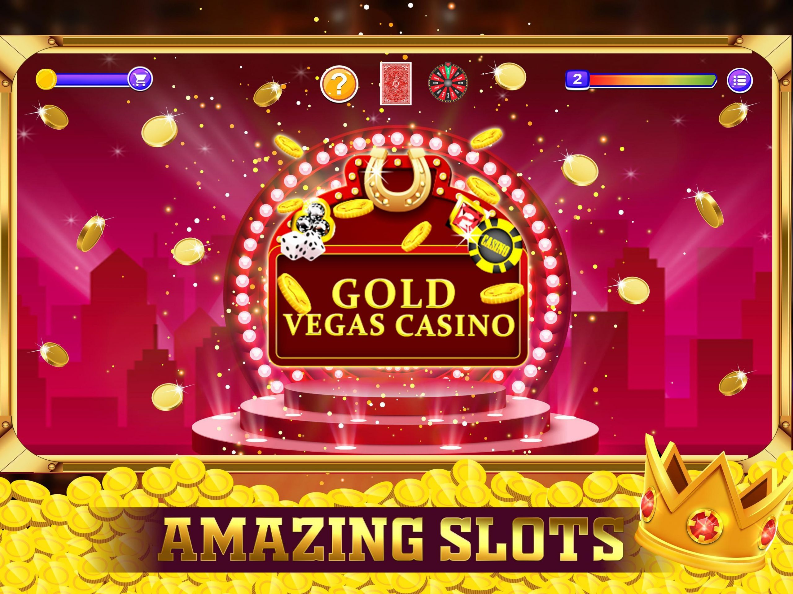 Avis Golden Vegas casino