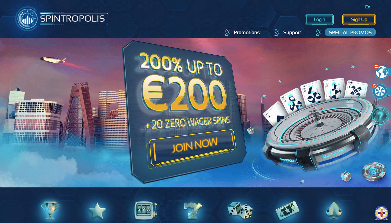 Casino spintropolis, notre avis pour vous aider à le connaître